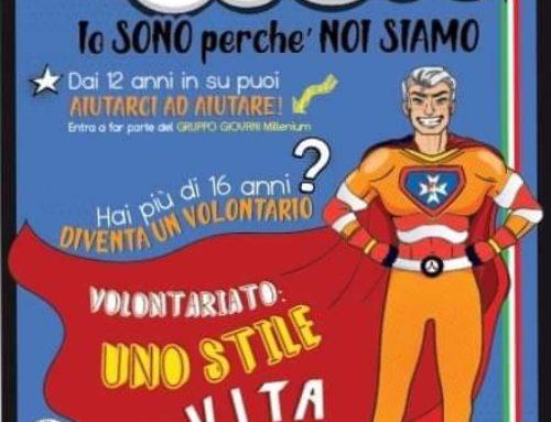 Amalfi: Si apre la Campagna adesioni 2018/19 della Pubblica Assistenza Millenium Costa d'Amalfi.