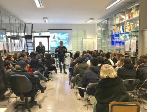 «Per le strade della vita» torna tra gli studenti dell'Istituto Turistico di Amalfi