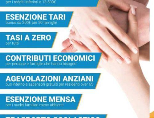 Amalfi Città Solidale. Stanziati fondi a favore di persone e nuclei familiari in stato di bisogno