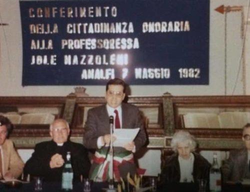 Lutto ad Amalfi: è scomparso Eugenio Farina. Fu sindaco della Città negli anni Ottanta