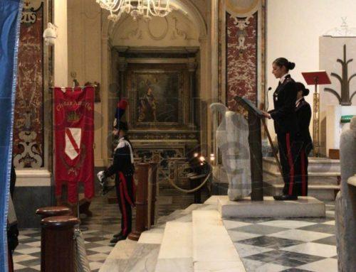 Amalfi, le immagini della Virgo Fidelis