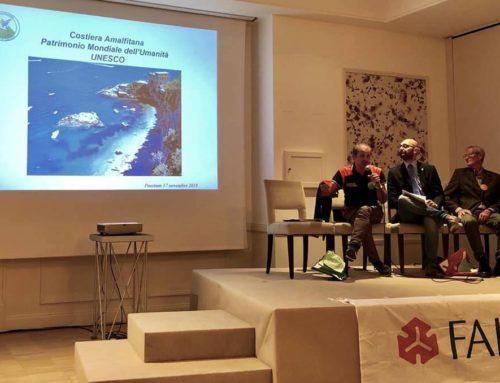 """""""I Colibrì"""" a Paestum alla Borsa Mediterranea del Turismo Archeologico: si è parlato di incendi boschivi in Costiera Amalfitana"""