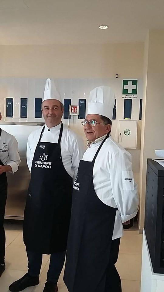 Amalfi. L'orientamento delle classi quinte del Marini-Gioia al Campus di Agerola