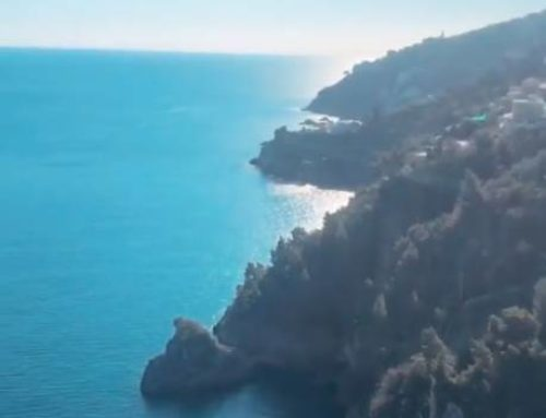 Amalfi. Stash dei The Kolors si gode un week end da favola nella Divina