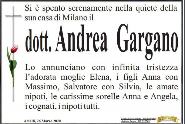 Andrea Gargano