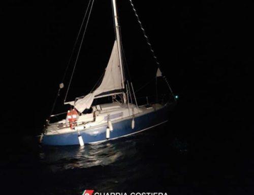 Amalfi. Barca a vela in avaria soccorsa dalla Guardia Costiera, salvata una persona