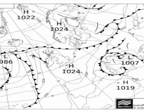 """Meteo per il week end in Costa di Amalfi e Sorrento, dall'Istituto Nautico: """"Temperatura in aumento"""""""