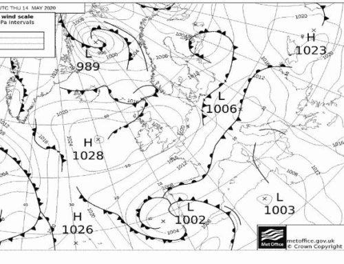 """Meteo dal """"Nino Bixio"""" per la Costa di Amalfi e Sorrento: temperatura in aumento nel week end e vento moderato"""