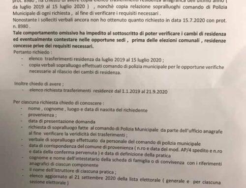 """Amalfi, De Luca accusa il sindaco Milano: """"Voti di persone con falsa residenza"""""""
