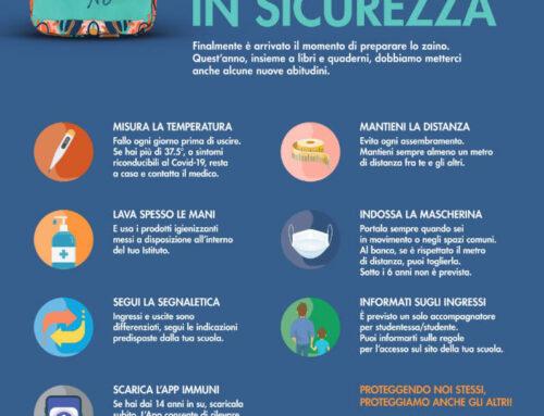 Amalfi: ripartono le scuole. Seguono Positano e Praiano il 28, ma è incognita sulla temperatura corporea