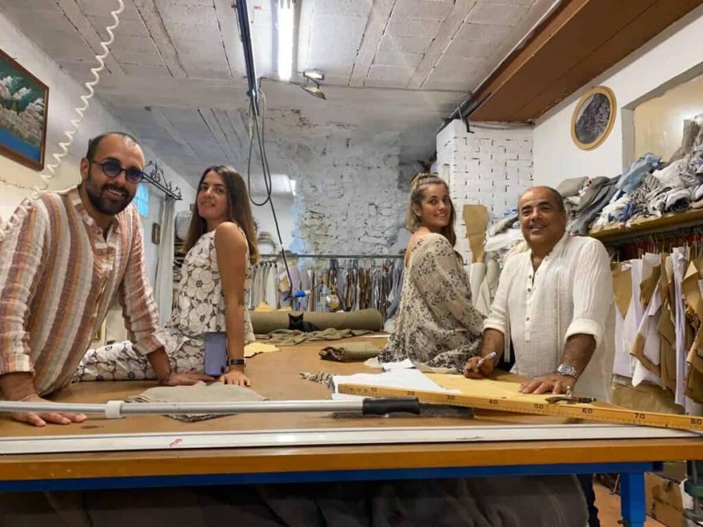 artisti costiera amalfitana