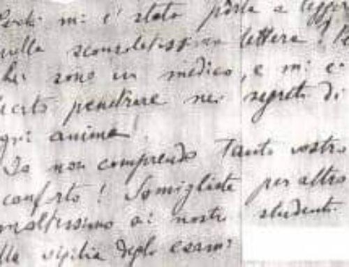 Amalfi, il giornalista Sigismondo Nastri ed il suo ricordo di San Giuseppe Moscati