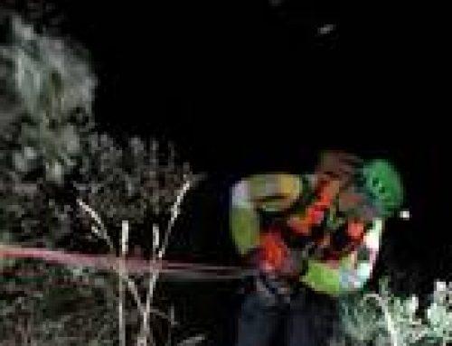 Amalfi, recuperato nella notte dal Soccorso Alpino il turista disperso nella Valle delle Ferriere, era su un costone di 50 metri